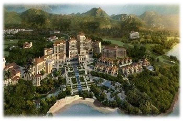 云南澄江希尔顿酒店